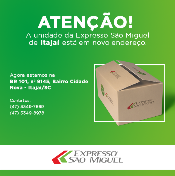 Pop-Up_Mudança de endereço_Itajaí